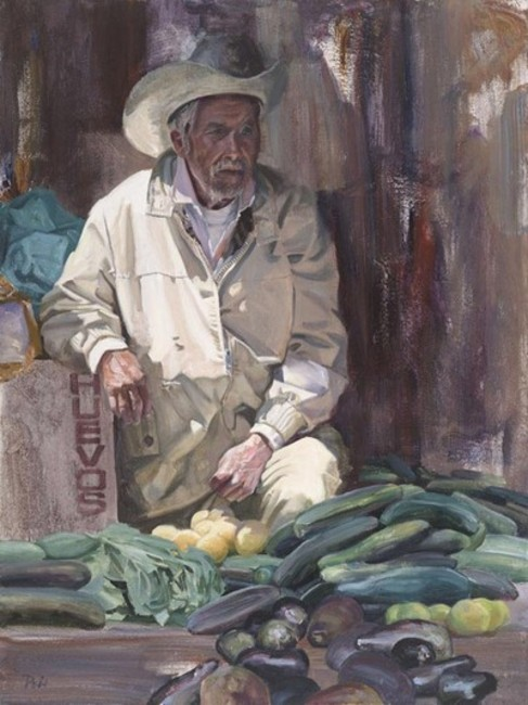 Man in the Market