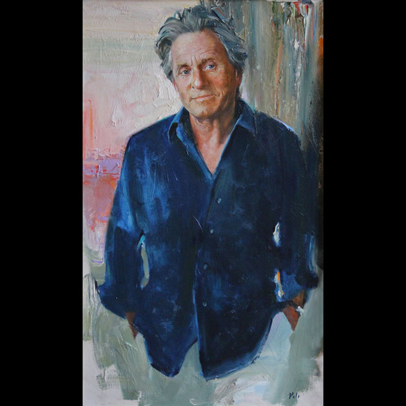 Portraits Of Celebrities Allen Polt Portrait Artist
