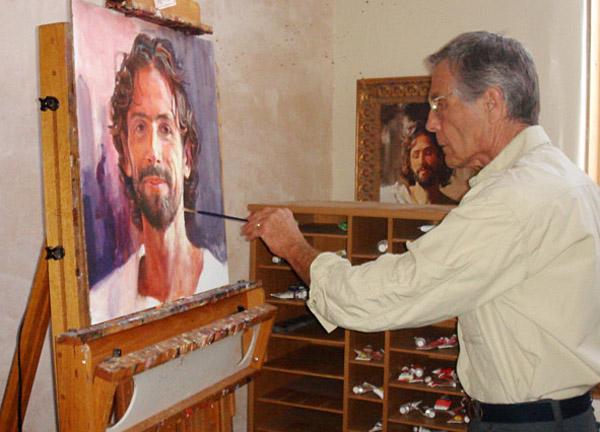 Portrait Commissions | Allen Polt Portrait Artist | Taos, New ...